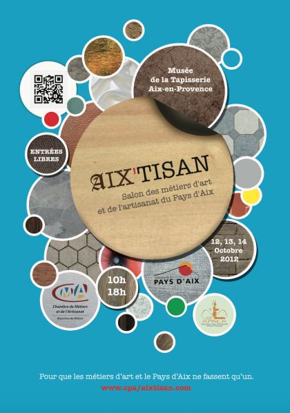 Le salon des m tiers de l 39 artisanat claire faggiani for Salon artisanat d art